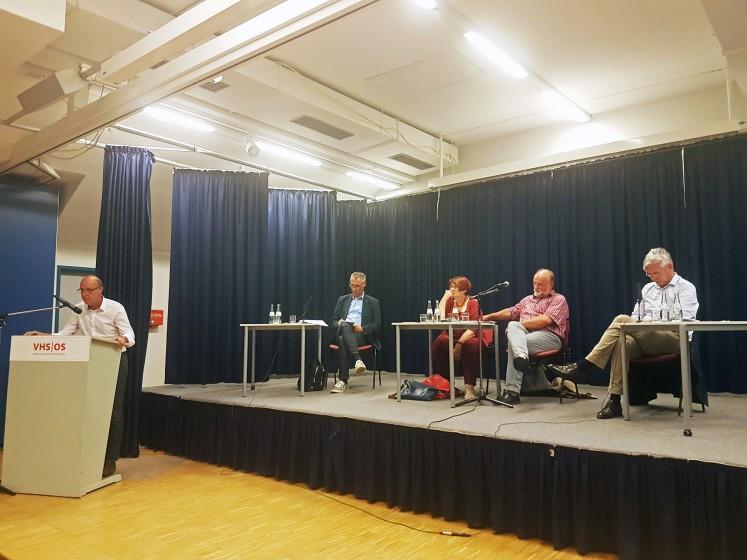 Lutz Hethey befragt Bundestagskandidaten zu Außen, Sicherheits- und Friedenspolitik