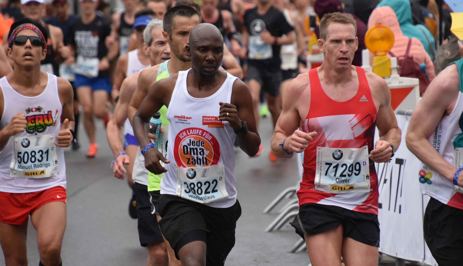 Marathon Berlin 2021