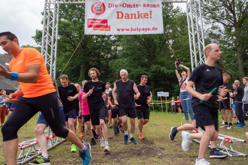 Firmenstaffellauf 2019 - Copyright Dirk Friederich