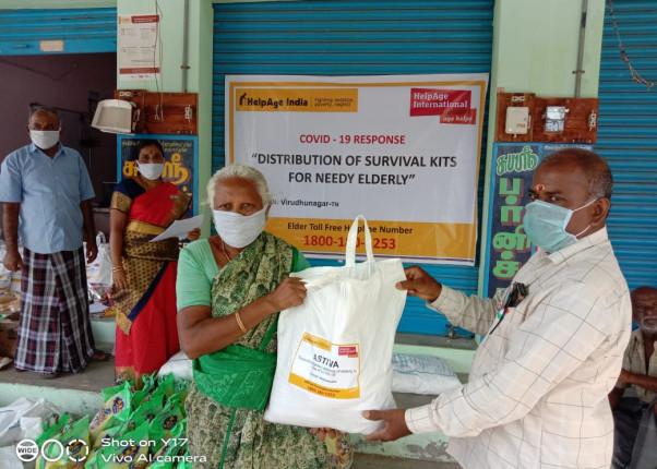 Corona Nothilfe Indien