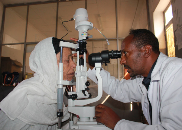Eye test Meki primary eye care