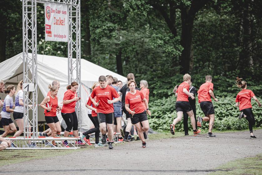 Firmenstaffellauf 2019 - Copyright Kai Ostermann