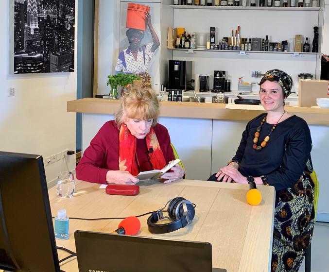 Schauspielerin Hannelore Hoger liest Kurzgeschichten von Robert Walser