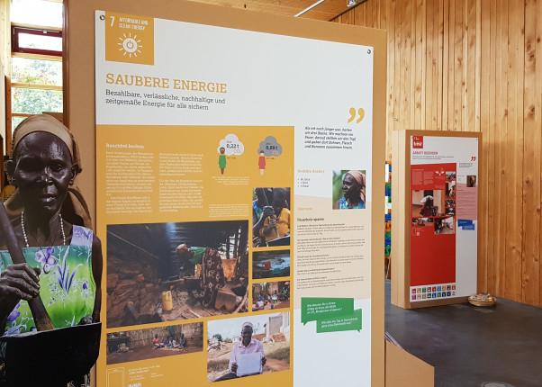 """Ausstellung """"Stille Heldinnen"""" in Trippstadt"""