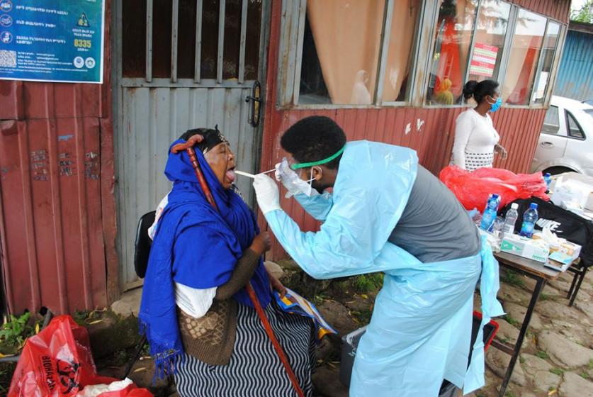 Medizinische Versorgung vor Ort